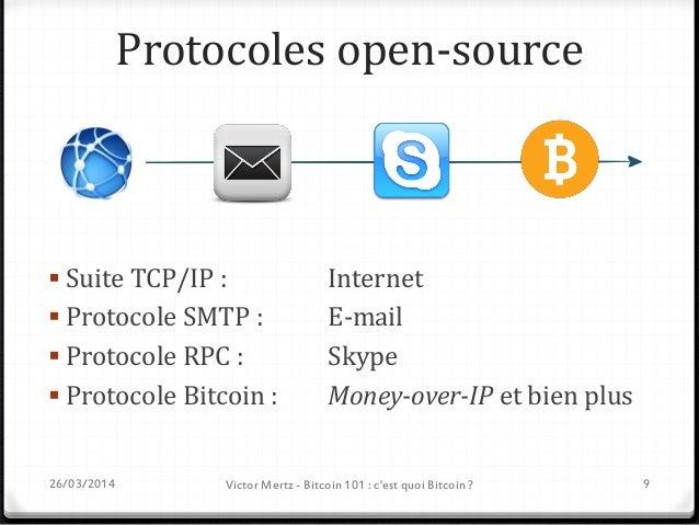 L'écosystème Bitcoin (fin 2013)