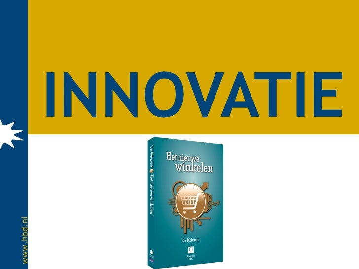 www.hbd.nl                  INNOVATIE