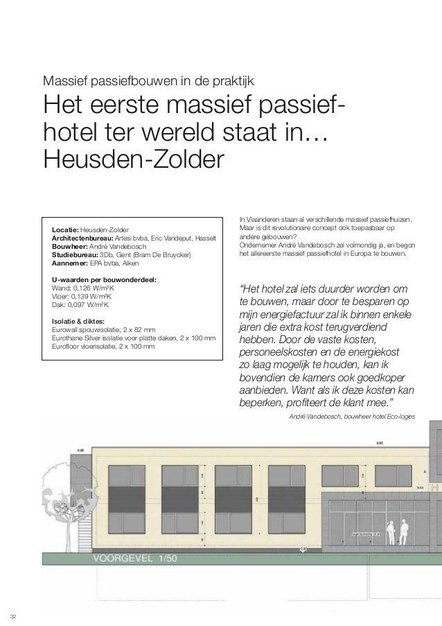 Recticel Insulation - Het passiefhuis