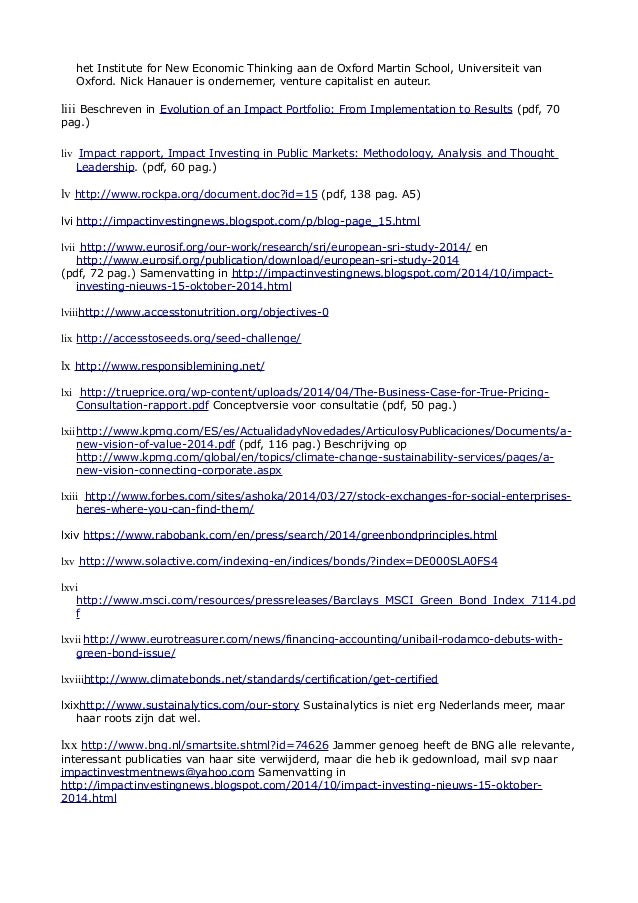 martin huffman social impact analysis pdf