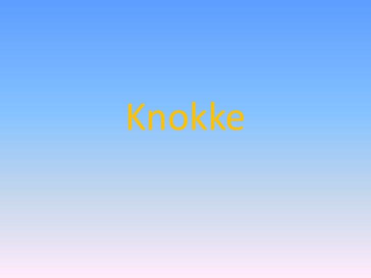Knokke<br />