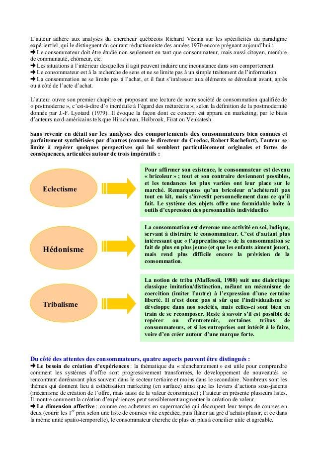 Definition De La Societe De Consommation