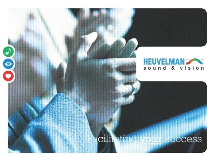 Heuvelman presentatie