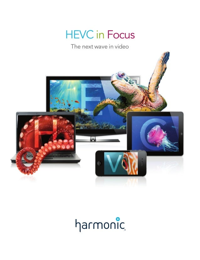HEVC in Focus The next wave in video
