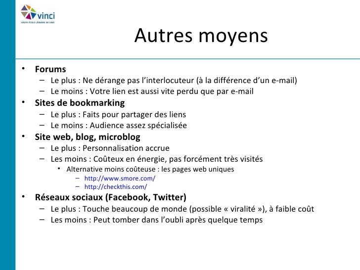 Ressources complémentaires• ATELIER 1  – Les réseaux sociaux• ATELIER 2  – Fonctions de forums utilisées par les enseignan...