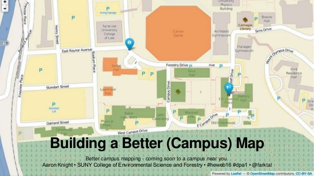 Navarro College Campus Map.Building A Better Campus Map Dpa1 At Heweb16