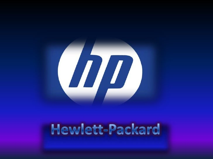 Hewlett-Packard<br />