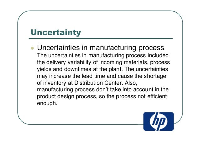 """hewlett packard deskjet printer supply chain Supply chain management is not just a function of operations, but it requires   case: """"hewlett-packard deskjet printer supply chain (a), (b)"""" case 3 write-up."""