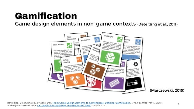 The Gamification User Types Hexad Scale Slide 2