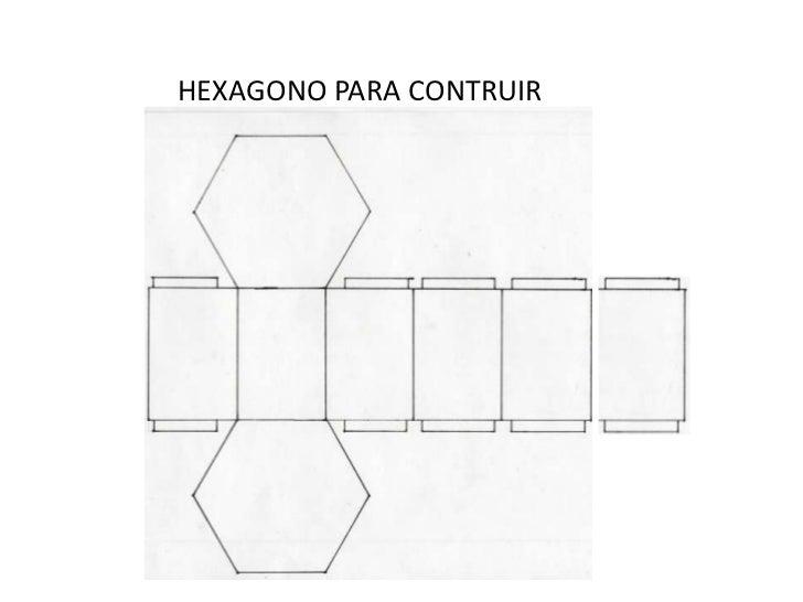 HEXAGONO PARA CONTRUIR<br />