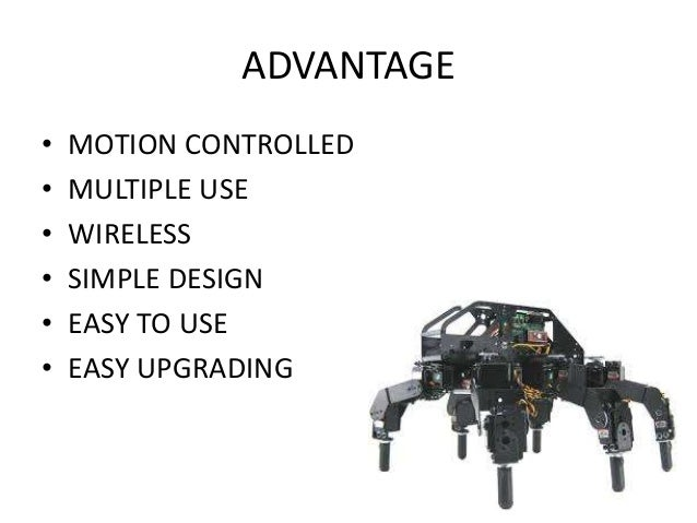 Hexapod robot control by raspberry pi