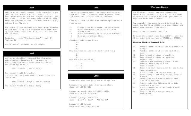Good coders code, great coders reuse.