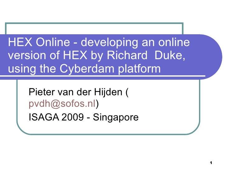 Hex-Online