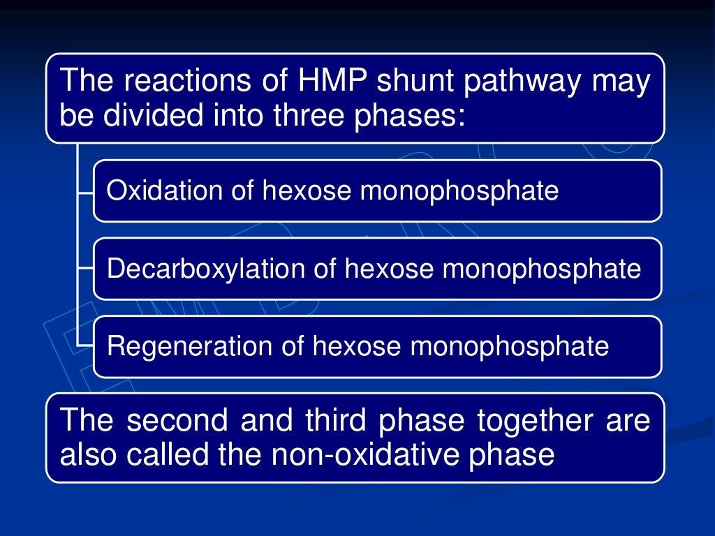 Hexose monophosphate shunt page 14