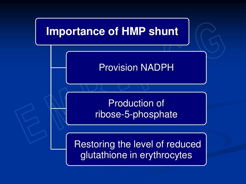 Hexose monophosphate shunt page 39