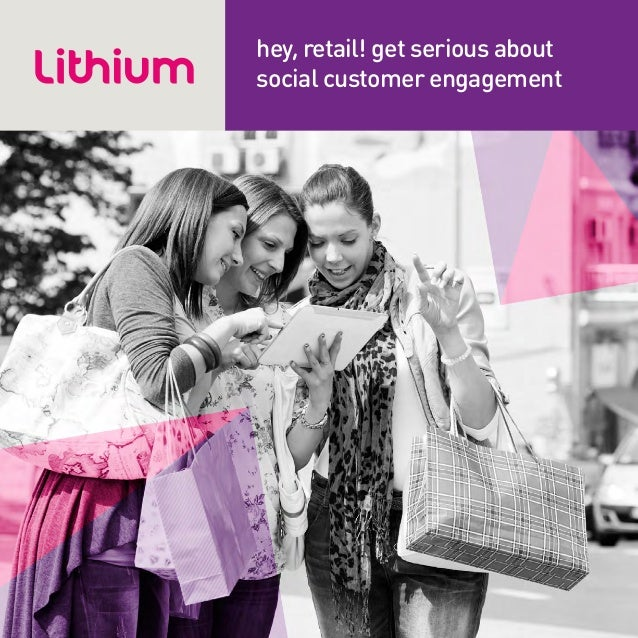 hey, retail! get serious about social customer engagement