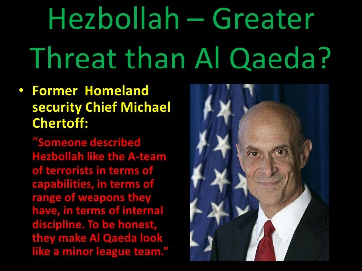 terrorism and hezbollah Iran and hezbollah were left out of an annual terrorism threat assessment report offered in late february to the us senate by director of national intelligence james clapper.