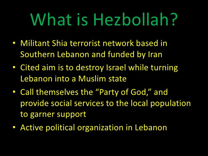hezbollah are they a terrorist group Russia is arming hezbollah, say two of the group's field commanders on the syrian battlefield, vladimir putin's planes and special forces work ever more closely.
