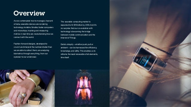 IBMiX: Ready-To-Wear The Future Slide 3
