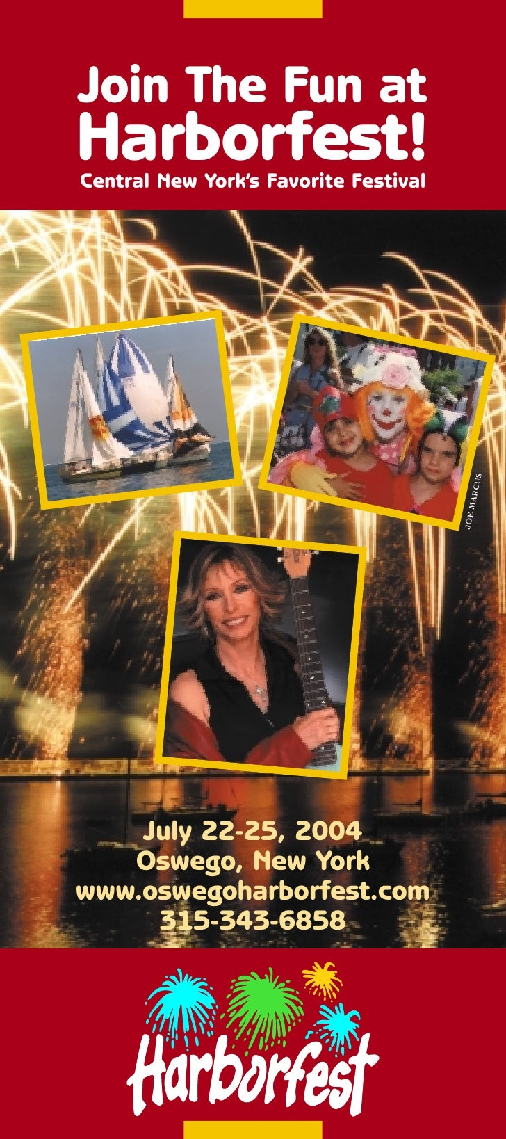 Join The Fun at Harborfest! Central New York's Favorite Festival                                                    US    ...