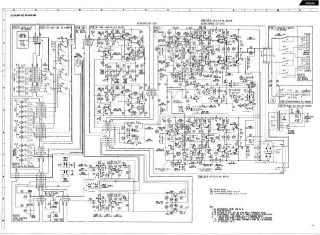 how to change denon mc6000 fuse