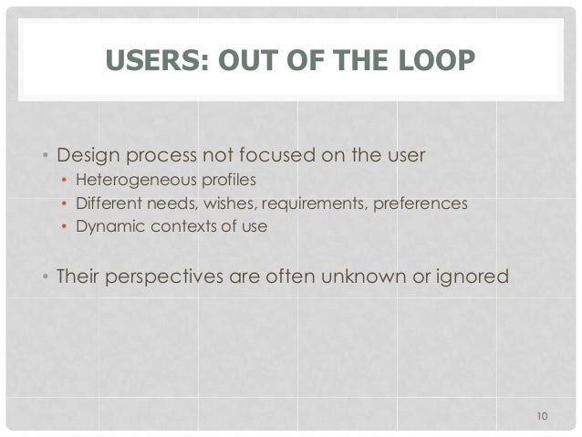 Human factors in design of car