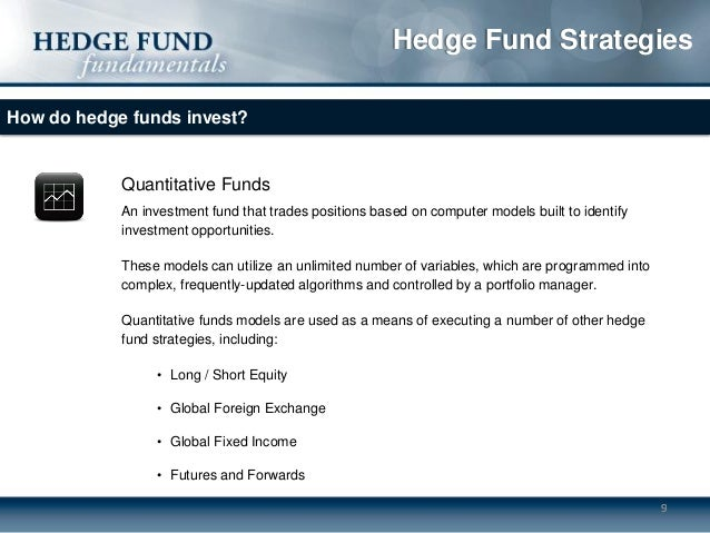 Hedge Fund Strategies: An Overview Of The Various Investment Strategi…