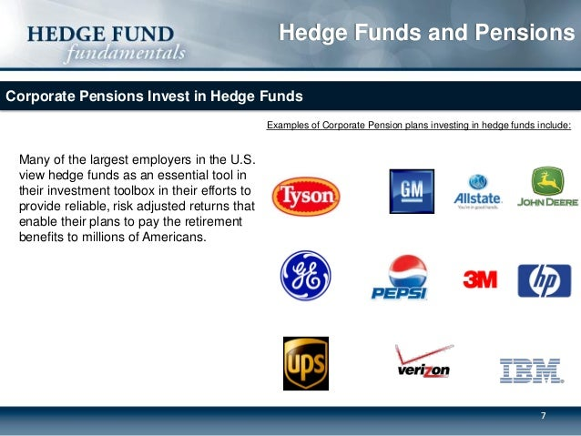 Hedge funds and pensions hedge flashek Choice Image