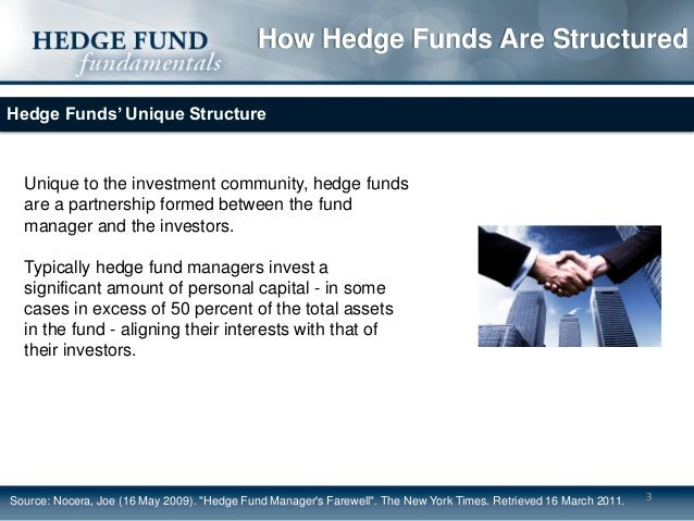 How Hedge Funds Are Structured Slide 3