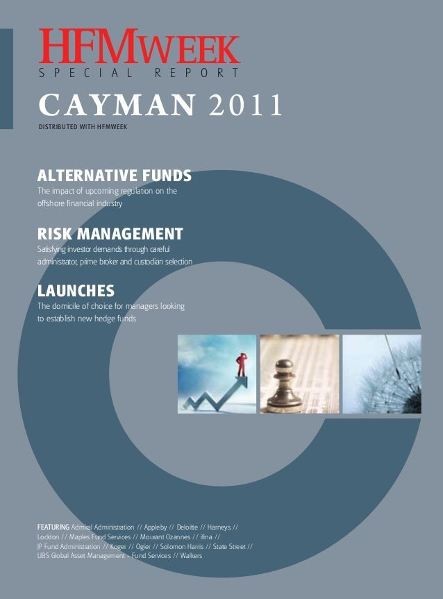 featuring Admiral Administration // Appleby // Deloitte // Harneys // Lockton // Maples Fund Services // Mourant Ozannes /...
