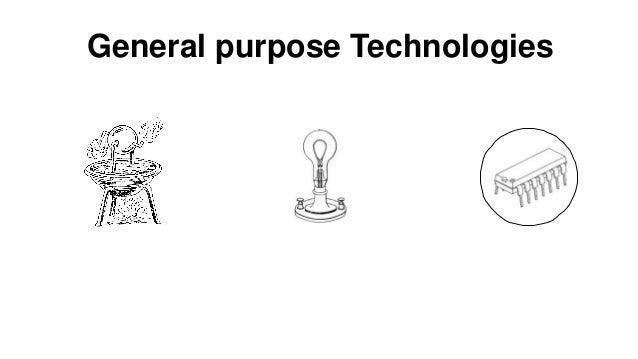 General purpose Technologies