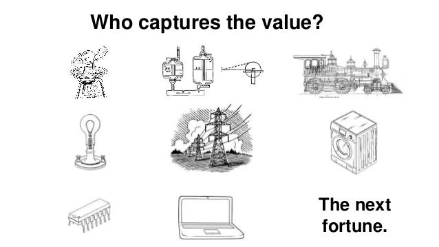 The next fortune. Who captures the value?