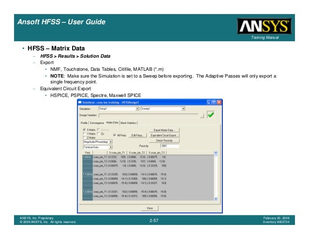 hfss 13 user guide free owners manual u2022 rh wordworksbysea com