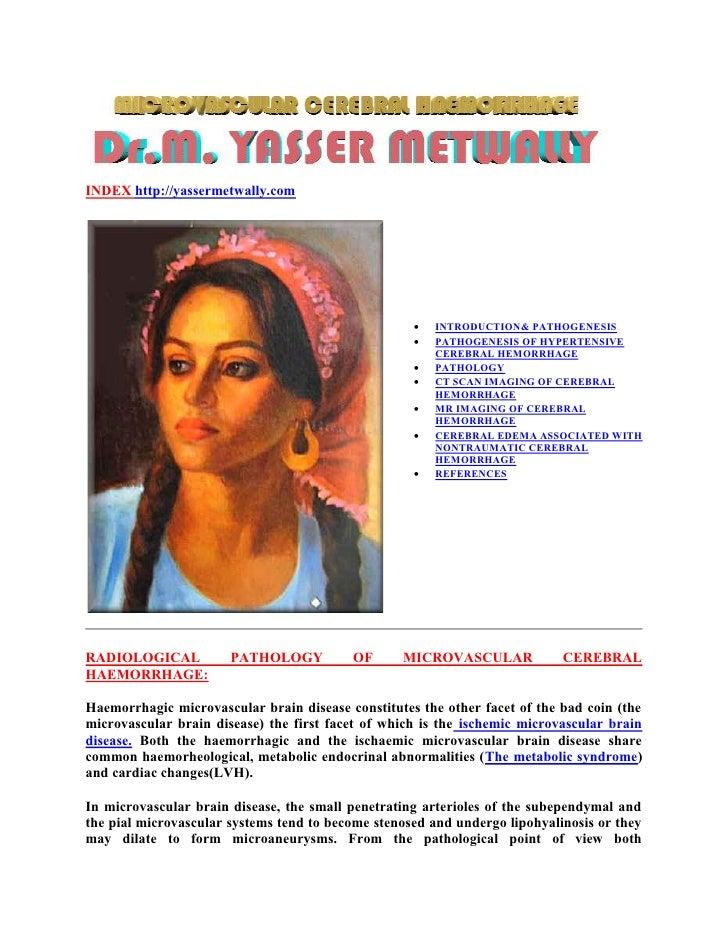 INDEX http://yassermetwally.com                                                       INTRODUCTION& PATHOGENESIS         ...