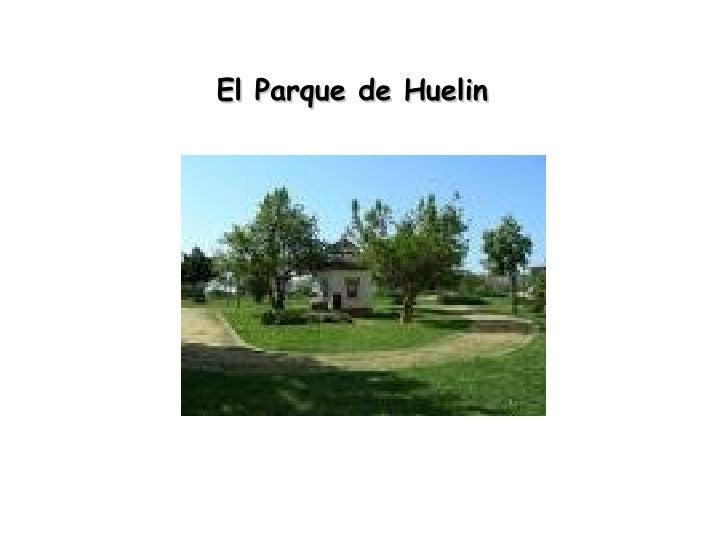 El Parque de Huelin