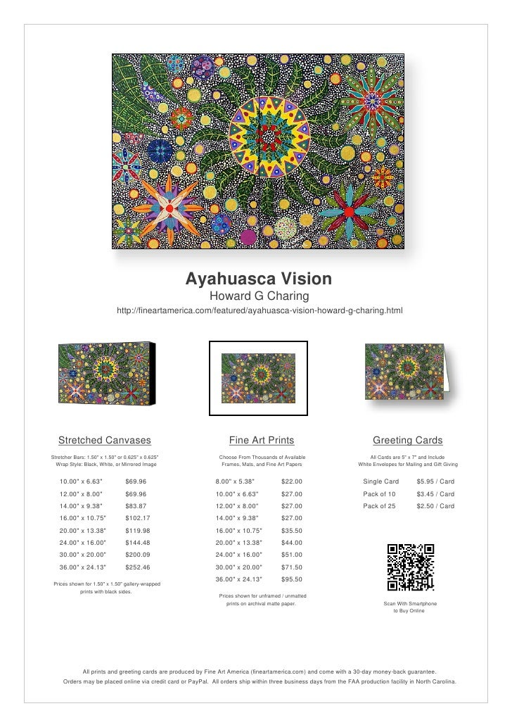Howard G Charing: Visionary Art Prints for Sale - Proceeds to Amazon Floods Relief Efforts
