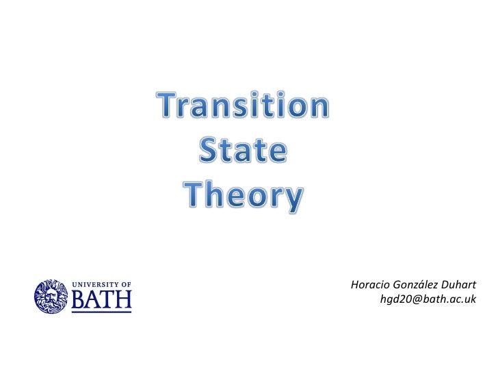 Horacio González Duhart     hgd20@bath.ac.uk