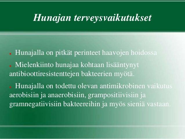 Marika Häggqvist: Hunaja hoitaa myös apteekin hyllyltä