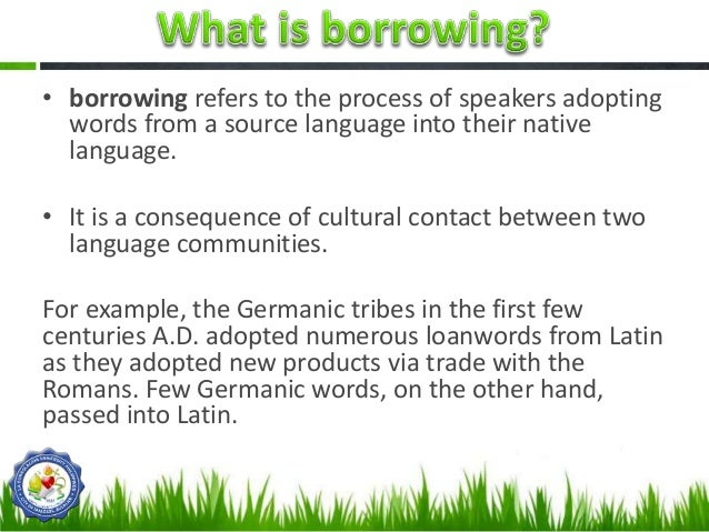 word formation borrowing Compounding is the word formation process in which two or more lexemes combine into a single new word compound words may be written as one word or as two words joined with a hyphen compound words may be written as one word or as two words joined with a hyphen.