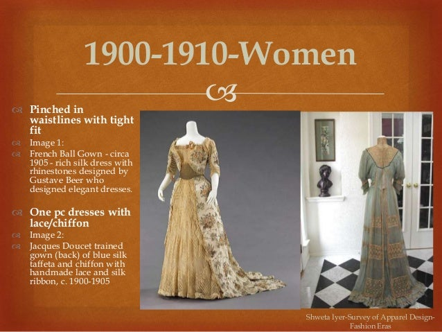 3c72741b640 History of fashion brands and fashion eras 15 10-16