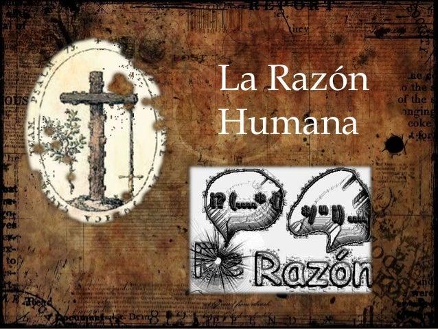 La RazónHumana
