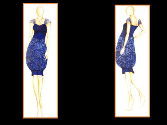 Portfolio Of Illustration In Fashion Designing