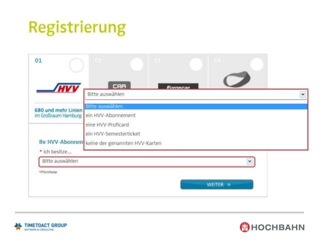 Kunde besitzt keine der genannten HVV-Karten 2.Schritt: Persönliche Angaben  Kunde besitzt HVV-Karte  2.Schritt: Persönlic...