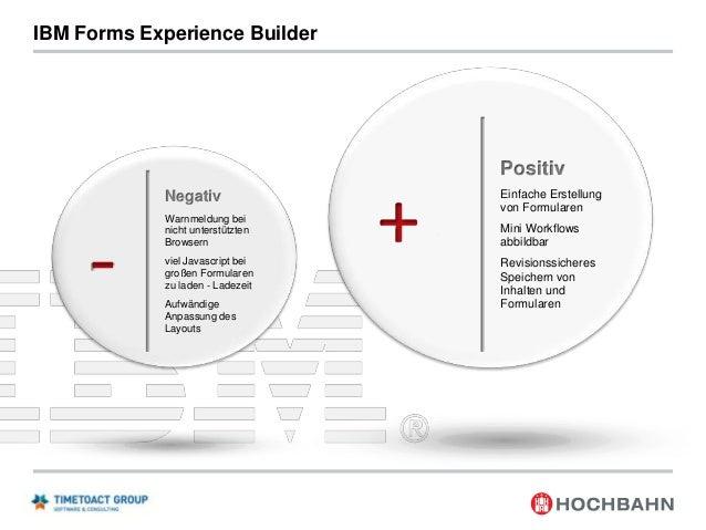 IBM Forms Experience Builder (FEB) - Blick in die Zukunft   Deutliche Verbesserungen in FEB 8.5  Verwendet zur Ablösung ...