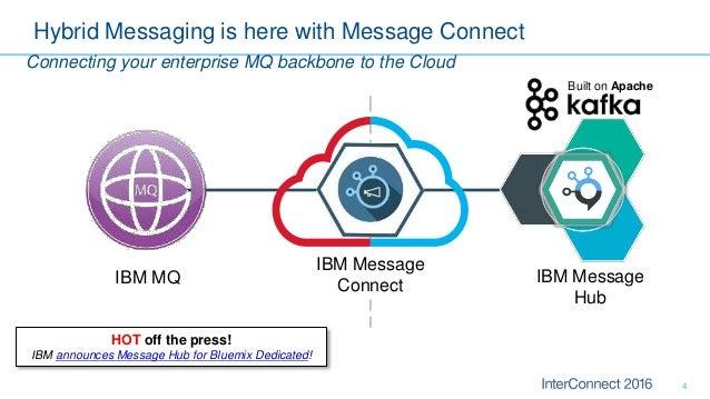 IBM MQ Advanced - IBM InterConnect 2016