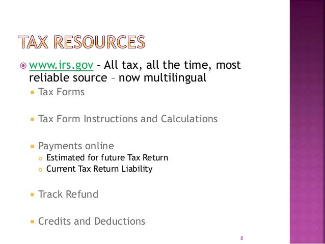 Hhm Finance Night Tax Form 1040