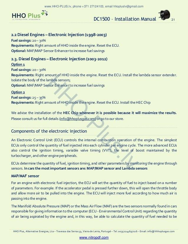 hydroghen generator installation manual rh slideshare net cat diesel generator installation manual diesel generator user manual