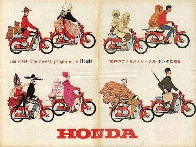 Harley VS Honda presentation