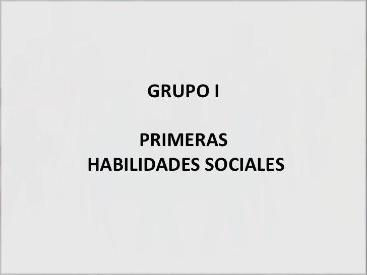 Habilidades Sociales Básicas Slide 2