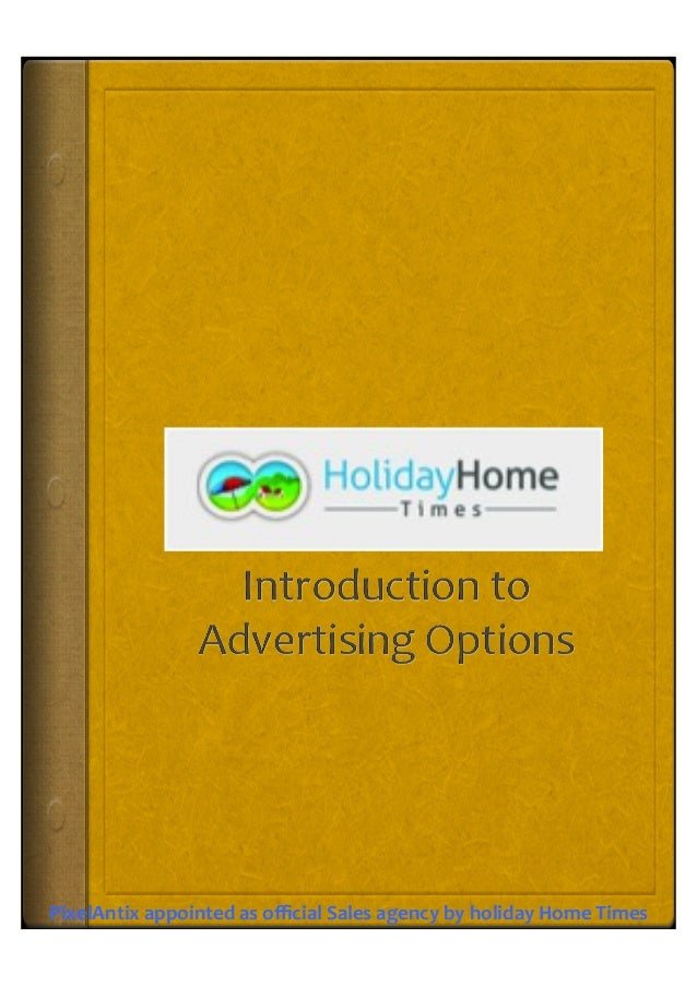 PixelAntix appointed as official Sales agency by holiday Home Times